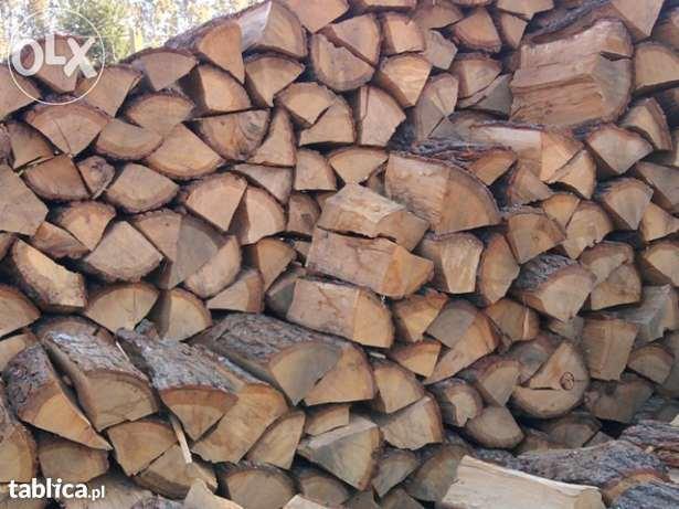 Drewno kominkowe opałowe liściaste Słupsk Pomorskie tanio