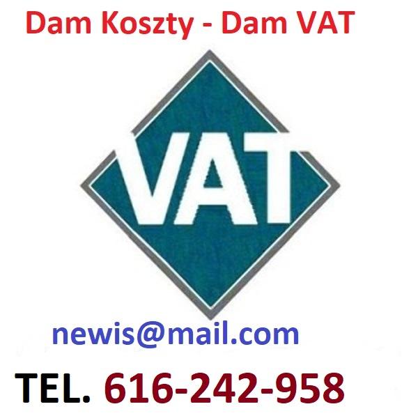Dam Koszty - Sprzedam VAT - Sprzedam Faktury