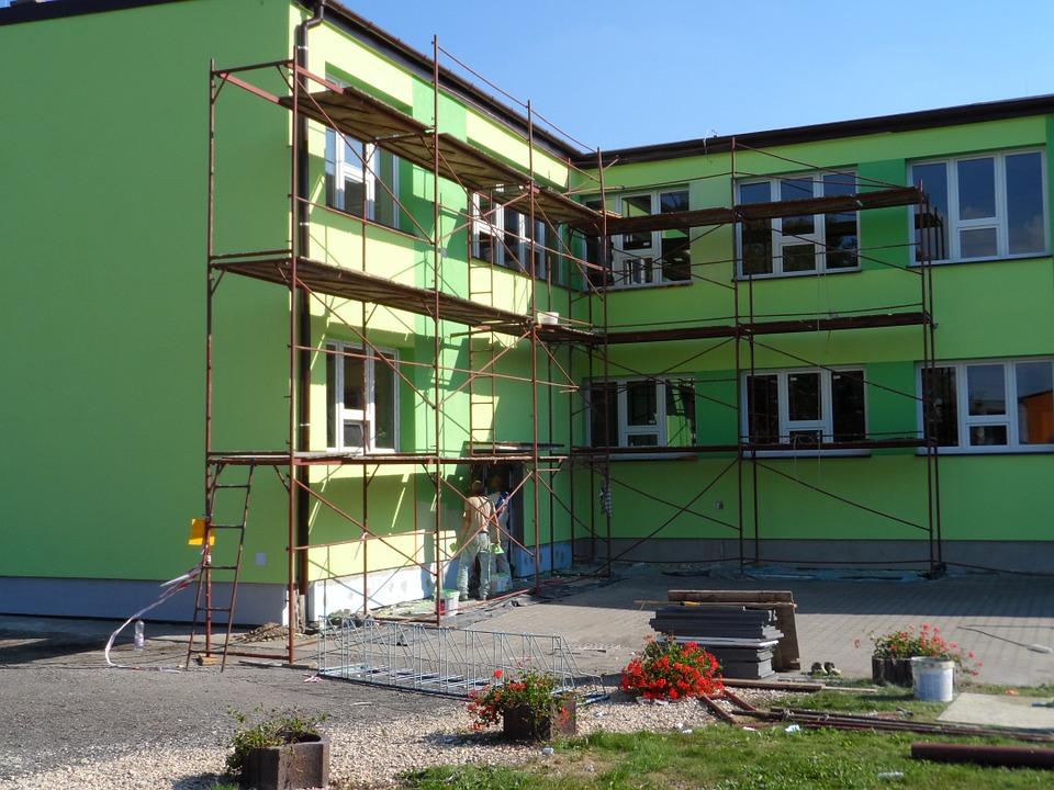 Remonty, wykończenia wnętrz, malowanie, docieplenia, usługi budowlane