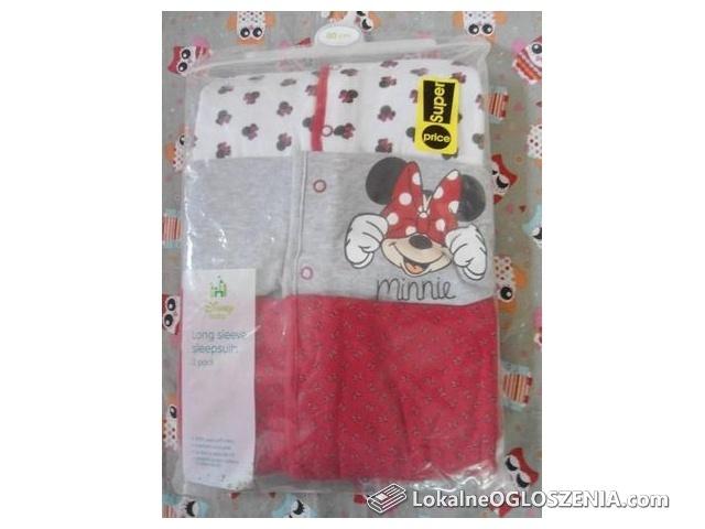 Pajacyk myszka minnie Disney 92 /98 New
