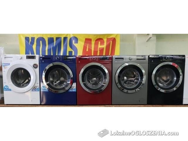 Nowe powystawowe pralki duży wybór dowóz wysyłka GWARANCJA