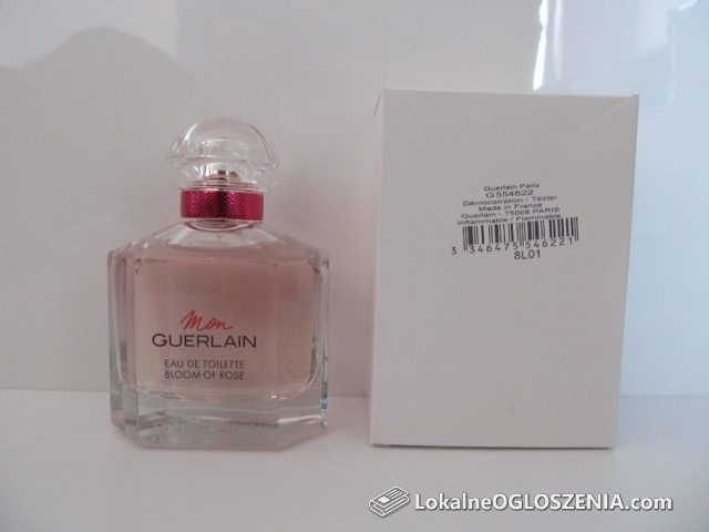 Guerlain MON 100ml EDT Bloom of Rose