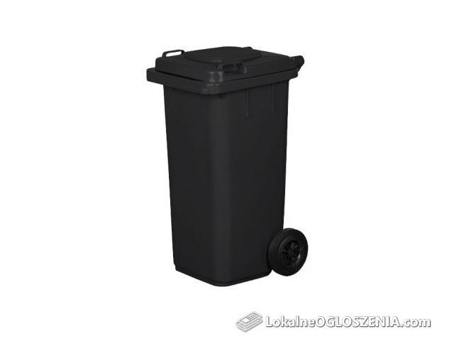 Kosz na Śmieci Pojemnik Odpady 120L - od producenta