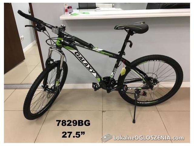 Rower GALAXY 24 CALI NOWE Górski MTB Tarczowe Hamulce Shimano
