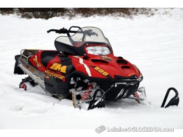 Skuter śnieżny górski Arctic Cat 1 m 800