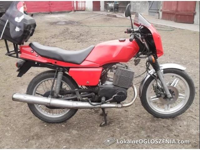 Motocykl MZ ETZ 250 + GRATISY!