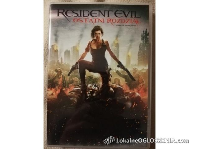 Resident Evil: Ostatni rozdział 2016 DVD (z dostawą)