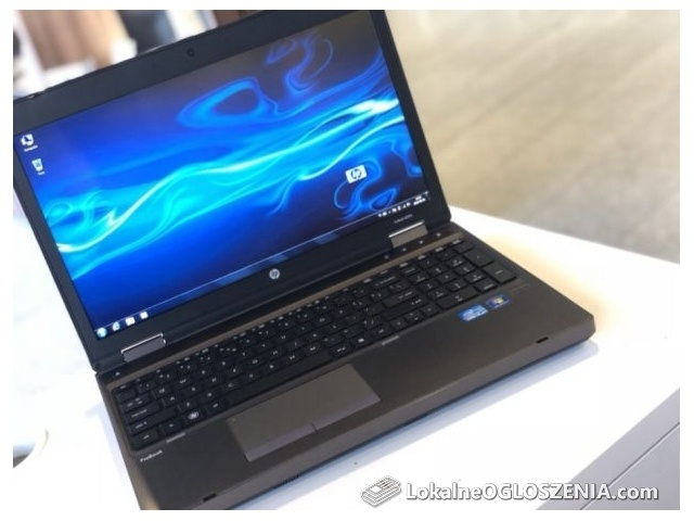 HP ProBook 6560b z dyskiem SSD