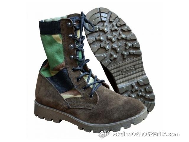 Buty wojskowe taktyczne GARSING 05108 K - Tactics