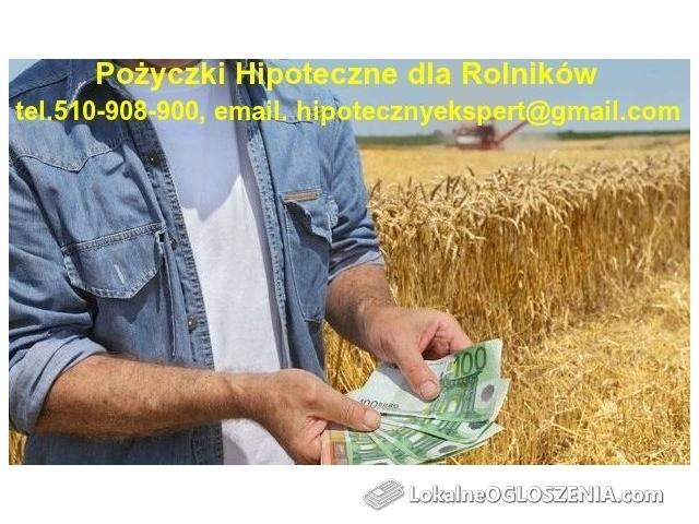Ważna Informacja Dla Firm i Rolników Poszukujących Pożyczki Hipotecznej Bez Bik