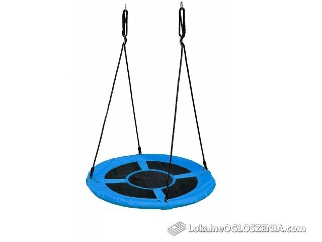 Huśtawka bocianie gniazdko dla dzieci 100cm NOWA