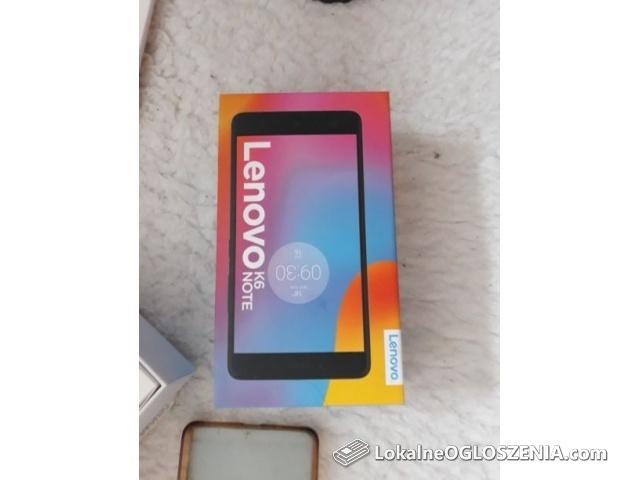 Lenovo k6 note na gwarancji ostatnie sztuki !