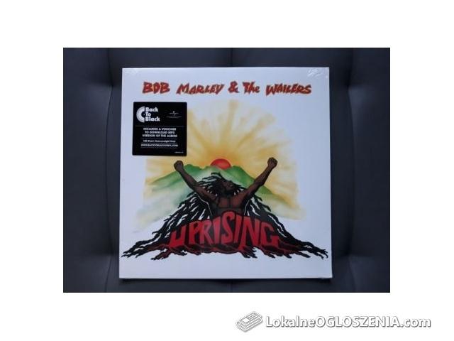 Płyta winylowa Bob Marley & The Wailers album Uprising