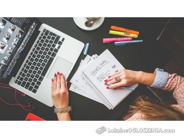 Lekcje z PISANIA WYPRACOWAŃ - język angielski i język polski