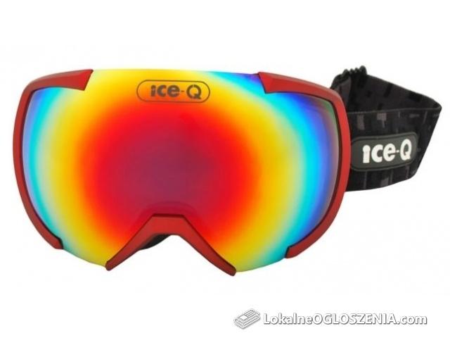 Gogle narciarskie snowboardowe ICE-Q model Livigno 1