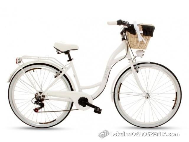 DAMKA 26' LEKKI rower miejski