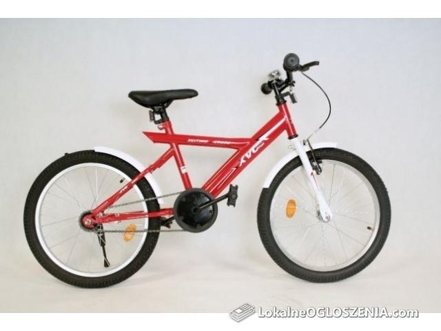 Nowy rower dziecięcy XVC 20'' z przerzutkami TORPEDO BMX