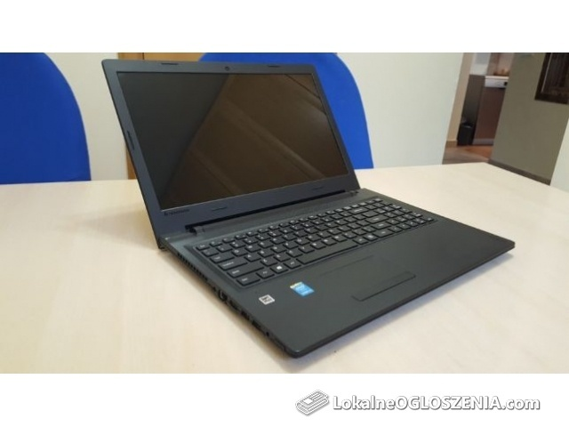 Laptop Lenovo 100-15IBD - i3 / 4GB / SSD 240GB / Win10 / 15 cali