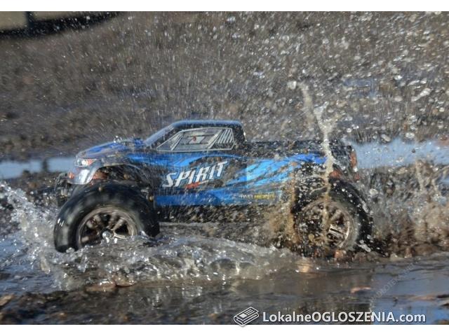 Samochód RC Bezszczotkowy 1:16 52 KM/H wodoodporny