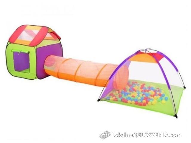 Namiot Iglo dla dzieci domek z tunelem