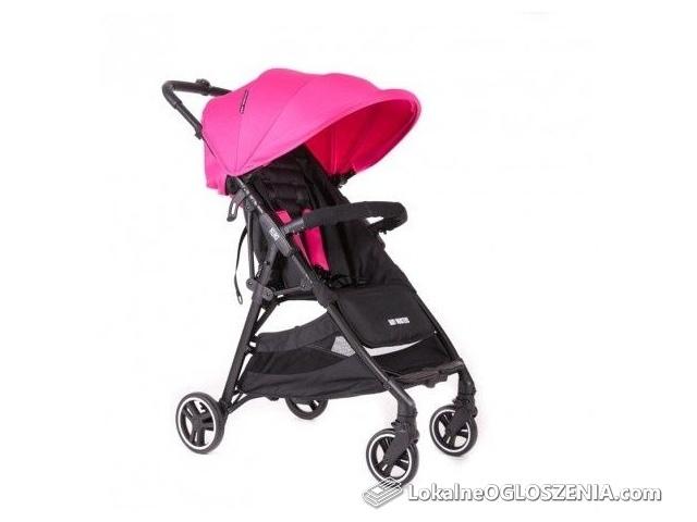 BABY MONSTERS wózek spacerowy KUKI różowy nowy waga 5,5 kg
