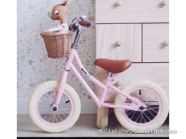 Rowerek biegowy dla dzieci retro tylko 3.8 KG