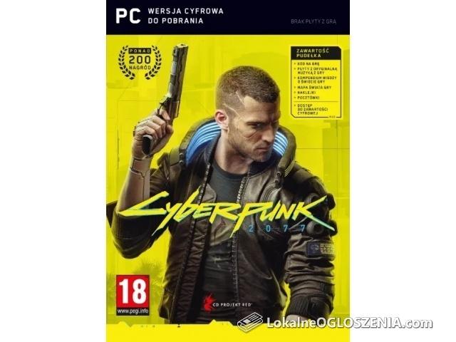 CYBERPUNK 2077 - CYBERPUNK - 2077 - Gra Steam PC