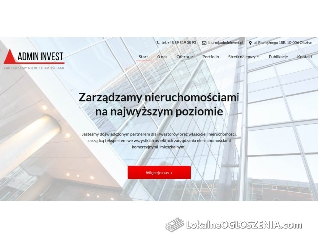 Zarządca nieruchomości olsztyn