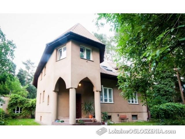 Piękny dom | 4min. WKD | 2000m² | Podkowa Leśna