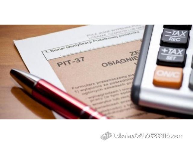 Pełna księgowość, VAT, KPiR, Ryczałt, ZUS, PFRON, GUS, JPK