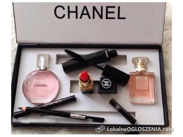 Walentynki! Prezent! Piekny zestaw damskich kosmetyków Chanel!!