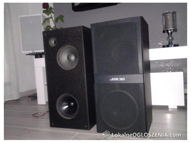 Kolumny, głośniki Hitachi HS-E 04 3D Woofer