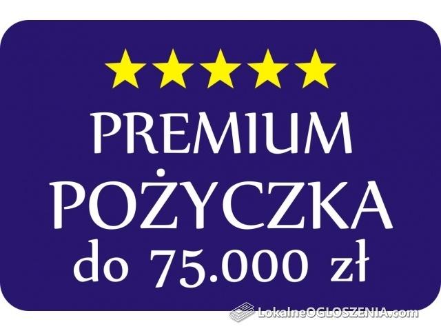 Premium POŻYCZKI do 75.000 zł