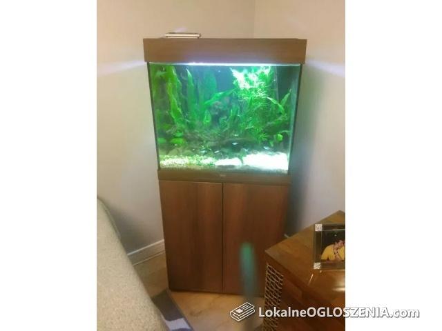Akwarium 120 l. Juwel z szafką + wyposażenie dodatkowe