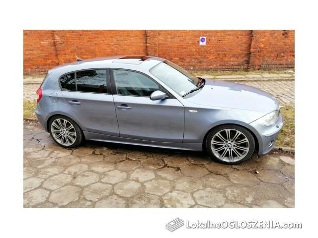 BMW Seria 1 E87 Nawigacja, Xenon, Szyberdach