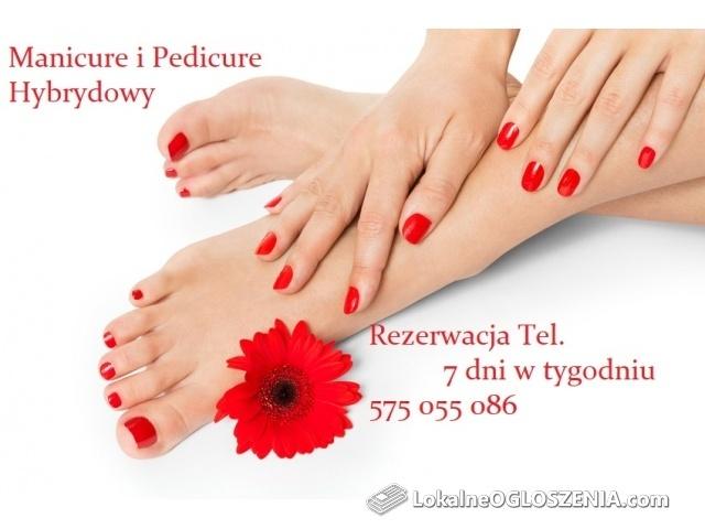 Manicure - Pedicure( Codziennie) Otwock,Józefów,Michalin 575 055 086