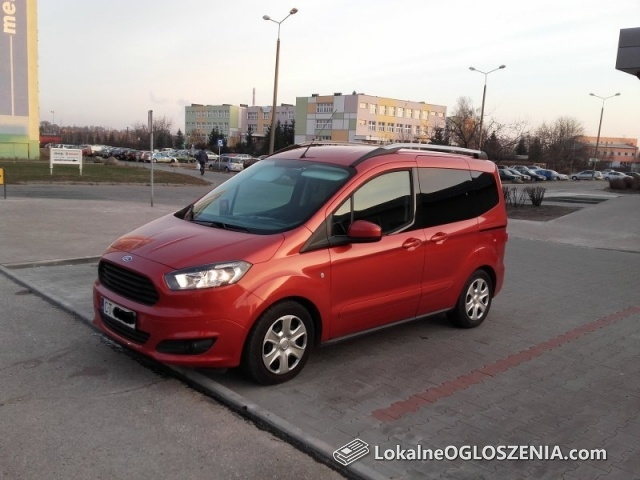 Ford Tourneo Courier w lizingu