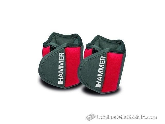 Obciążniki na nadgarstki - HAMMER Wrist Sleeve 2x 0.5 kg