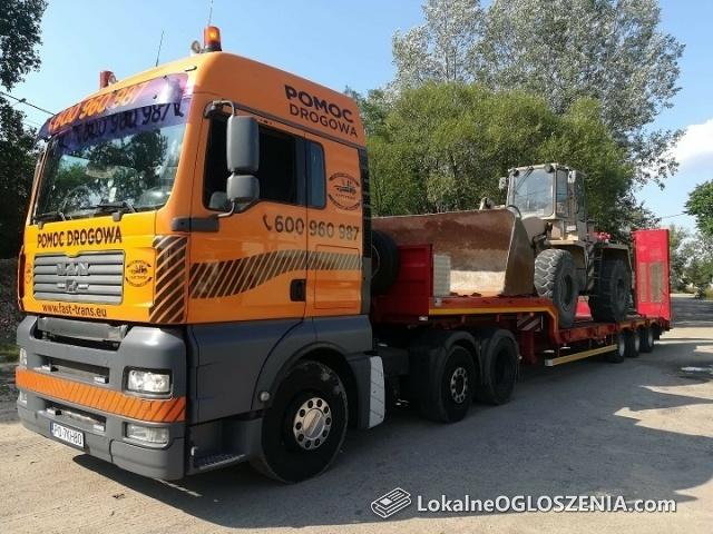 Transport Niskopodwoziowy Wielkopolska