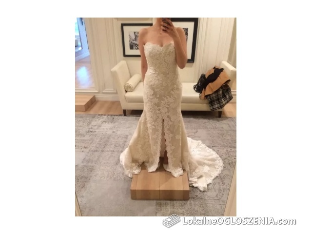 Suknia ślubna Pronovias Barcelona model Driate