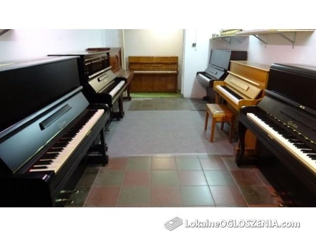 Pianino z pracowni