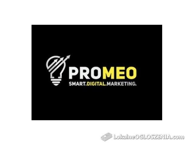 Pozycjonowanie stron internetowych - Promeo Media - agencja z Płońska