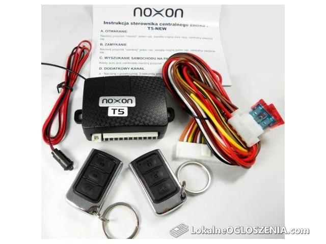Uniwersalny sterownik centralnego zamka NOXON --- 2wersje, wysyłka