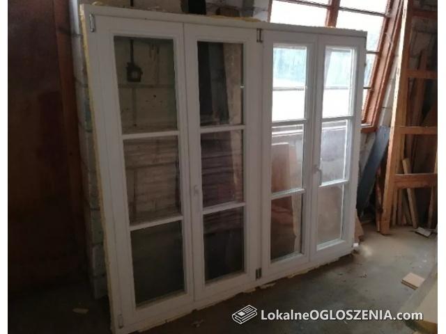 Okno drewniane 174 x 195