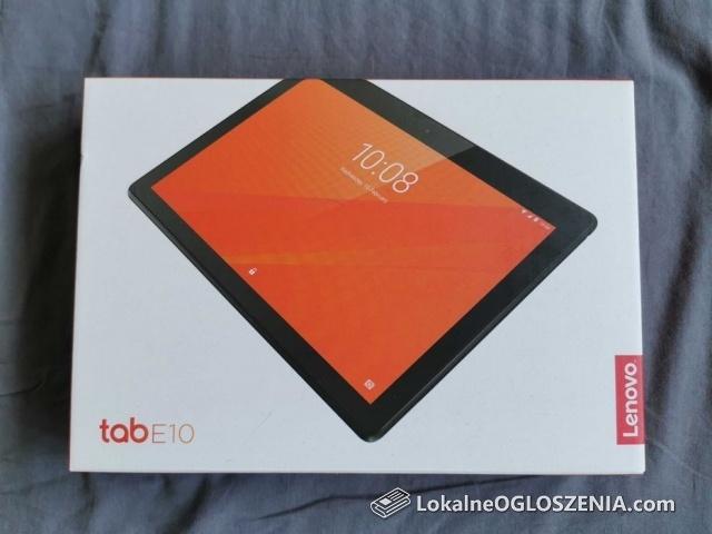 Nowy Tablet Lenovo Tab E10 10