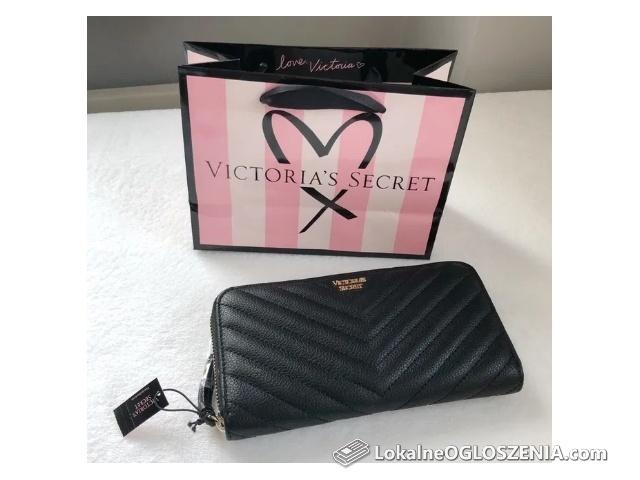 Czarny portfel Victoria's Secret Victoria Secret