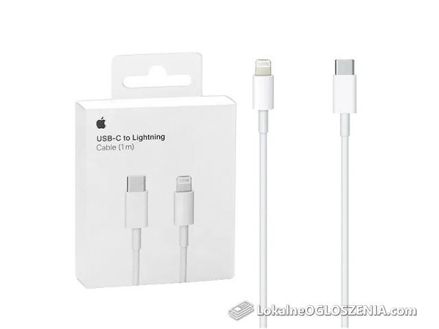 Oryginalny kabel Apple iPhone Typ-C 11 Pro 11 Pro Max 12 12 Pro 12 Max