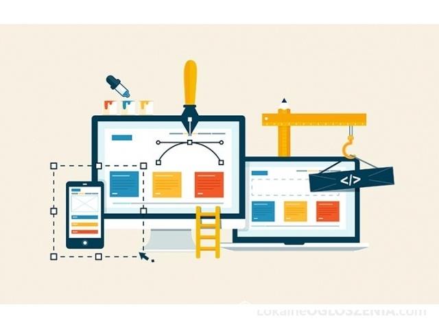 Strony internetowe, sklepy, grafika, druk