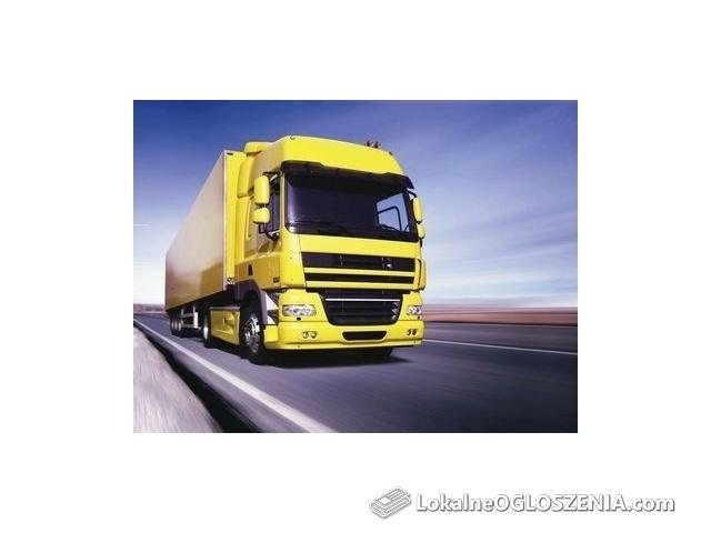 Kierowca z kat. B w transporcie międzynarodowym