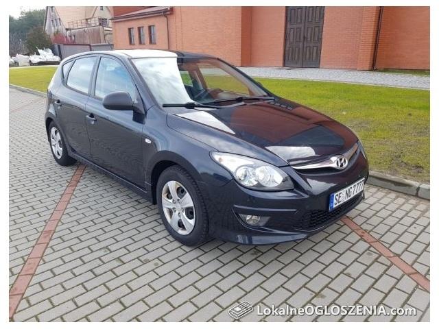 Hyundai i30 1,6crdi z Niemiec 1właściciel